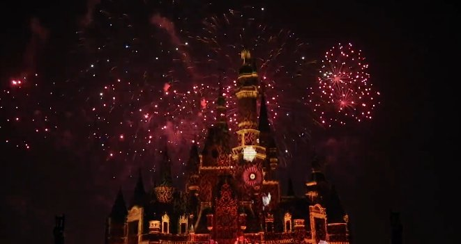 2021上海元宵節煙花表演匯總