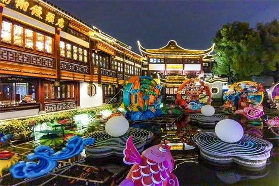 2020上海豫园灯会门票价格+购票方式