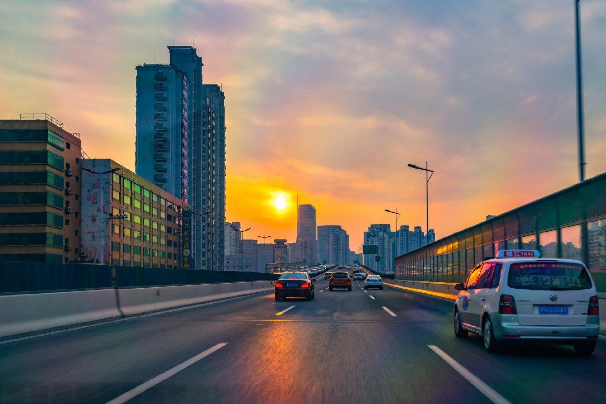 11月8日上海高架限行规定及交通管制区域图