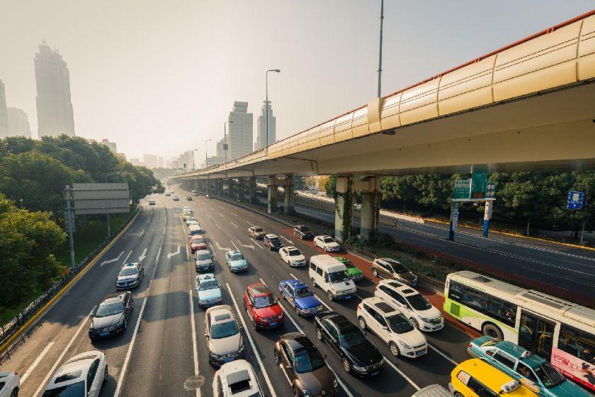 11月9日上海高架限行规定及亲朋棋牌官网管制区域图