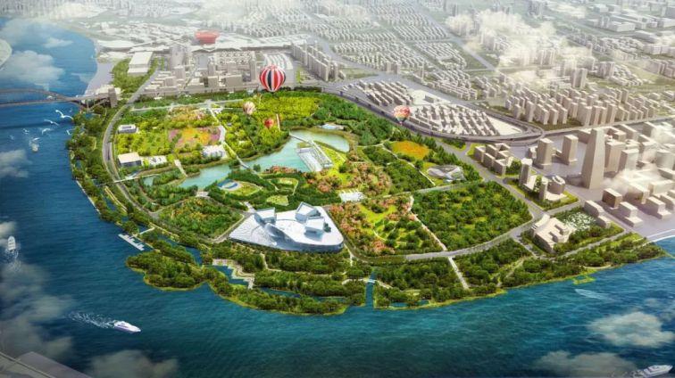 世博文化公园地下通道预计2021年6月竣工通车