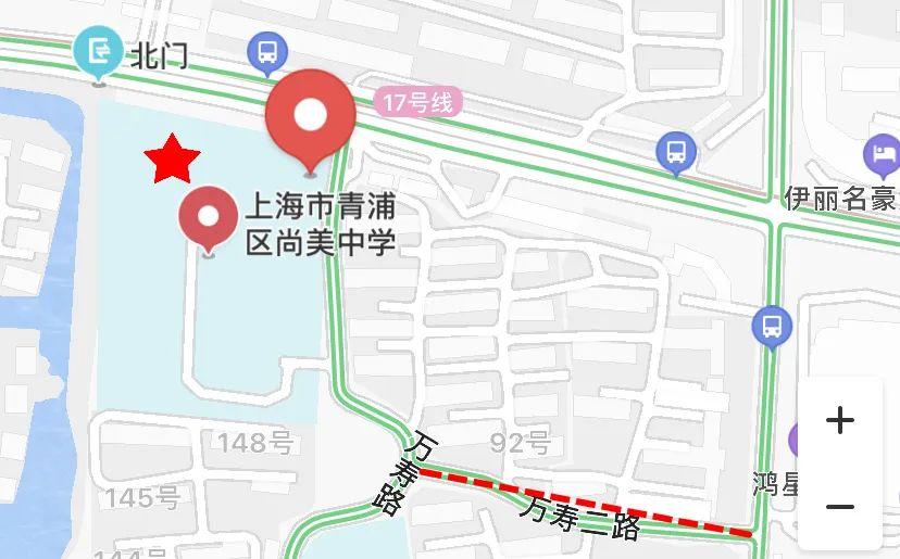 2020新葡新京青浦区中考交出行攻略