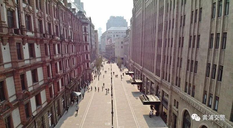 南京路步行街东拓段9月12日正式开放(附行车攻略)
