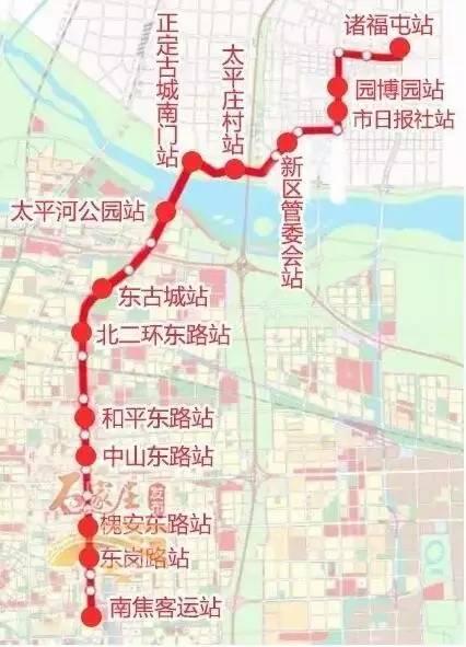 好消息!石家庄一大波地铁、高速、快速公交将开工