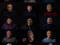 南京大屠杀幸存者群像发布回忆录(组图