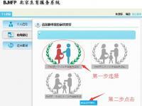 2016北京网上生育登记入口及网上生育登