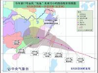 2016年9月26日起台风鲇鱼影响我国 28日