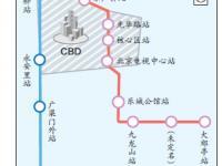 北京地铁28号线开工时间、经过站点及线
