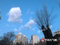 2017年12月18日北京天气预报:北风劲吹