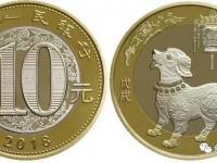 2018狗年10元纪念币预约时间预约银行入
