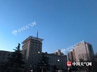2017年12月19日北京天气预报:风力减小