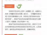 北京市住建委发布通知:本市二手房买卖