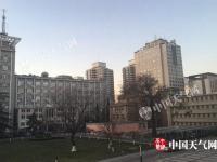 2017年12月22日北京天气预报:升温明显