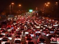 2017北京春节高速返程高峰时间及地铁公