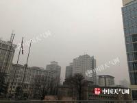 2018年2月27日晨北京空气质量达重度污染