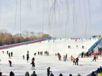 2020第十屆北京陶然亭公園冰雪嘉年華時