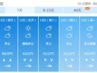 """7月10日北京雷雨再""""打卡"""" 添堵早高峰"""