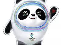 """2022年北京冬奥会吉祥物发布 """"冰墩墩"""""""