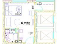 通州光机电公租房户型图一览