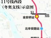 北京地铁11号线西段最新消息(不断更新中
