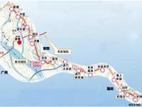 穗莞深城际轨道线路图