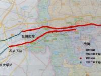 抚顺地铁1号线站点分布详情