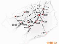 辽中环线高速地图走向详情