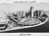 广州如意坊隧道拟加盖滨江公园 公园和隧