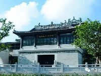 2017年12月7日上午广州粤剧艺术博物馆闭