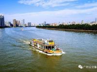 2018年6月10日起广州水上巴士S2航线时