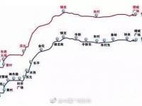 广州地铁21号线慢线快线站点及线路图一