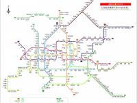 广州地铁线路图高清版(2020年最新)