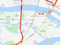 2019年10月25日-11月3日广州东圃特大桥
