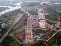 2019年10月广州地铁22号线最新进展 土建