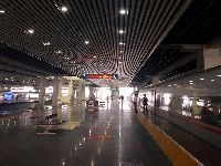 2019年12月1日起广州南站部分高铁动车票