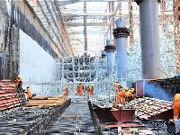 2019年11月广州地铁22号线最新进展 土建