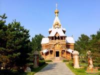 一起去哈尔滨伏尔加庄园里拍照吧!
