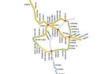 哈尔滨地铁3号线二期线的站点