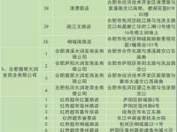 2018合肥中秋国庆惠民菜篮子活动(附各