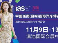2018中国西南昆明国际汽车博览会时间地