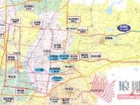 南疏港公路规划图