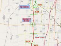 临沂新西外环公路规划图