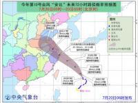 2018台风安比影响宁波最新情况(持续更