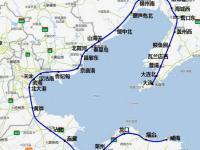 环渤海城际铁路站点设置