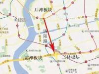 申城济阳路快速化改建工程年底开工 201