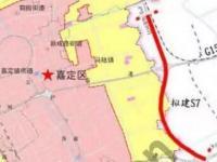 """上海嘉定将新增交通""""大动脉"""" S7公路"""