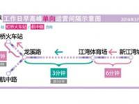 上海地铁10号线增加运能 1,,8号线调整