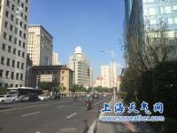 7月31日上海天气预报:多云 午后分散性阵
