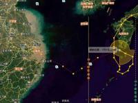 台风云雀预计8月3日在浙苏一带登陆  上
