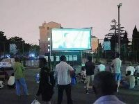 2018年8月 闵行区百余红色经典公益电影